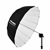 Umbrella Deep White M (105cm/41