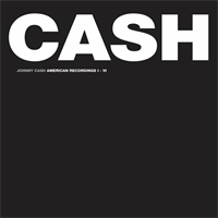 Johnny Cash-American Recordings Box