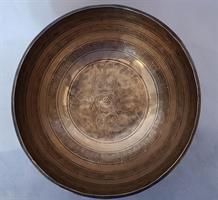 Klangskål Gravyr 27,5 cm