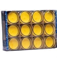 Nagchampaljus i shotglas  12-pack