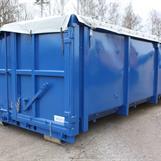 Container med spamålslucka