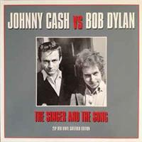 Johnny Cash Vs Bob Dylan ‎– The Singer And The Son