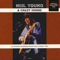 Neil Young & Crazy Horse-Live in Shoreline Amp