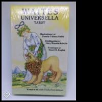 Waites Universiella Tarot