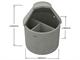 Tranåsbrunnen slamavskiljare betong 2000 liter BDT+WC