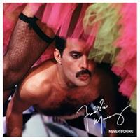 FREDDIE MERCURY-Never Boring(Sp.Ed.)