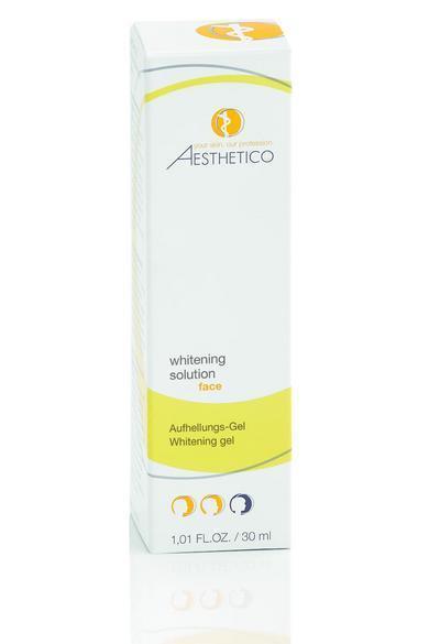 Whitening solution 30 ml.