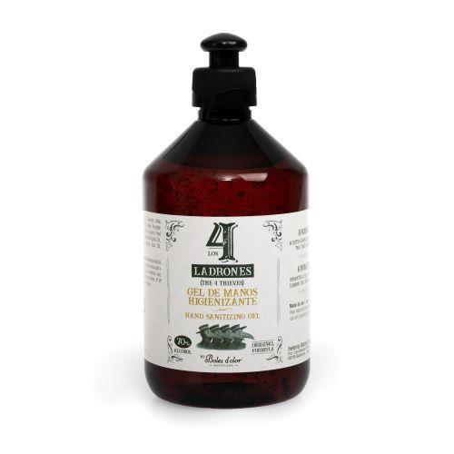 Antibakteriell hånddesinfeksjon 100 ml og 500 ml