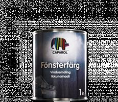 Fönsterfärg Vit/Bas 1 2,85 lit