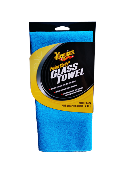 Perfect Clarity Glass Towel