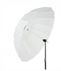 Umbrella Deep Translucent XL (165cm/65