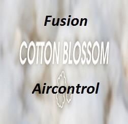 FUSION aerosol refill, Cotton Blossom