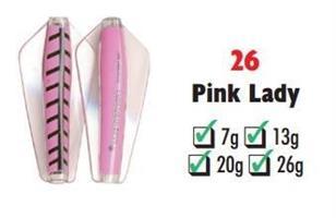 Tasmanian Devil Pink Lady #26 26 gram