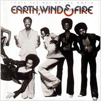 EARTH, WIND & FIRE-That's the Way of the W