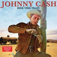 Johnny Cash ‎– Ride This Train