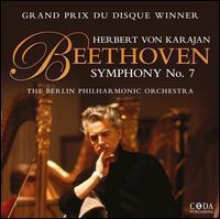 Herbert von Karajan-Beethoven symphony no.7