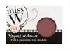 miss W Ögonskugga 1,7g / Pearly plum