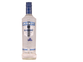Smirnoff Blueberry 37,5% 70 cl