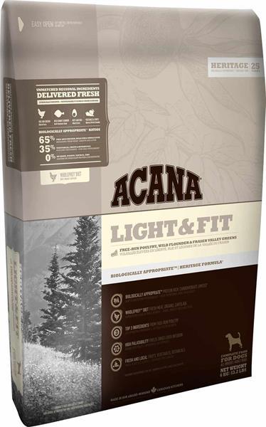 Acana Light&Fit Heritage 11,4kg