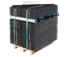 Biomodulpaket 16m²  BDT och WC