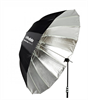 Umbrella Deep Silver XL (165cm/65