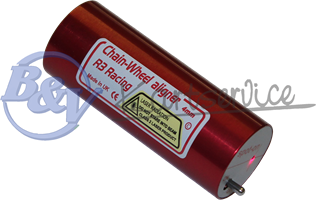 R3 Drev laser 7mm