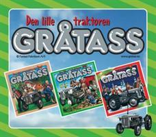 Gråtass-3 CD BOX