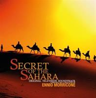 ENNIO MORRICONE-SECRET OF THE SAHARA(Col)