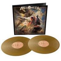 HELLOWEEN-Helloween(LTD Gold)
