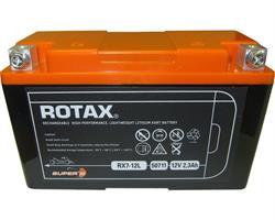 Rotax Batteri Lithium