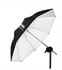 Umbrella Shallow White S (85cm/33