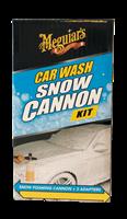 Car Wash Snow Cannon Kit