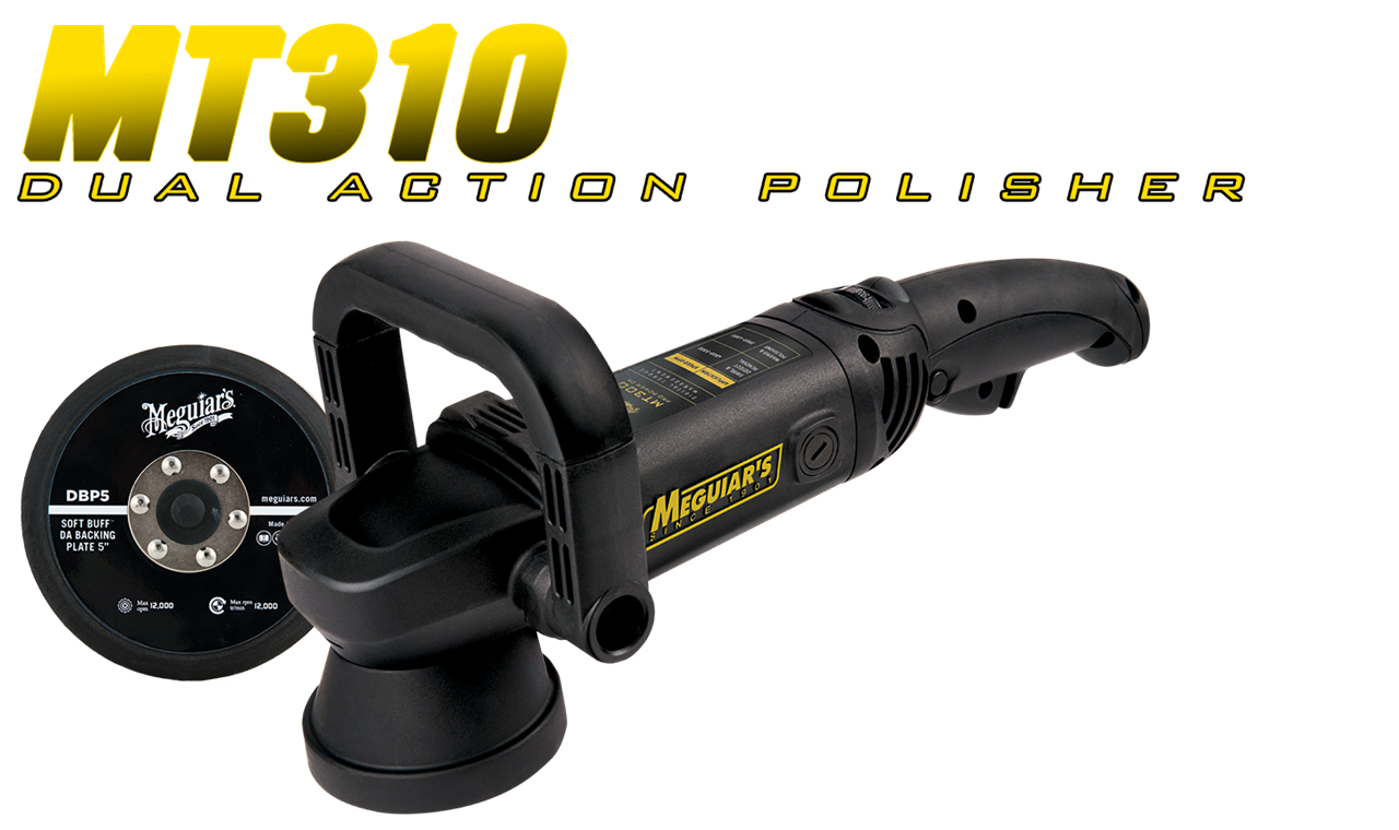 MT310 Proffessional DA Polisher