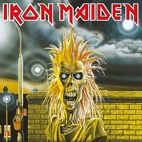 Iron Maiden-Iron Maiden(Lerret)
