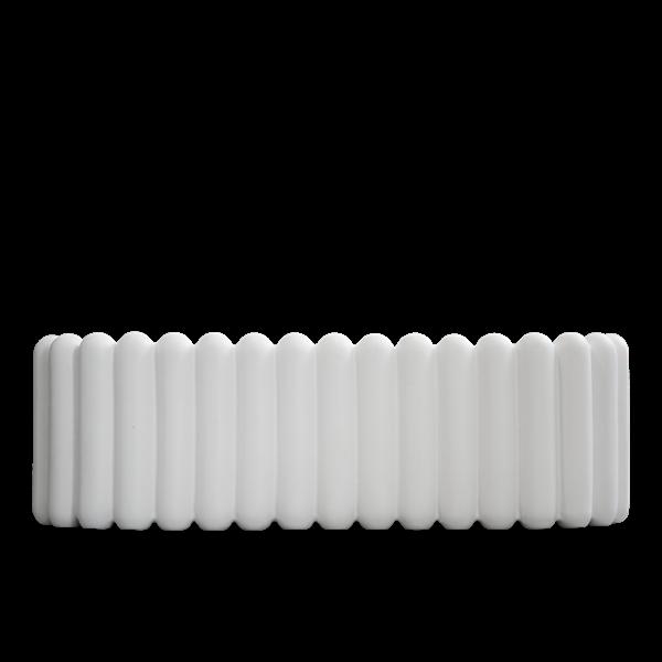MIST white oval