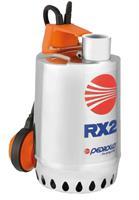Pedrollo RX, pump med nivåvippa