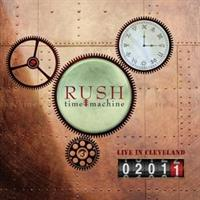 RUSH-Time Machine 2011 Live In Cleveland