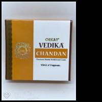 Vedika Orkay Chandan rökelsekon 10 pack