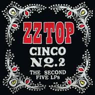 ZZ Top-Cinco No. 2: The Second Five LP`s