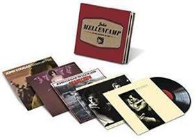 JOHN MELLENCAMP -Vinyl Collection 1982-1989