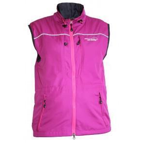Jumper Vest Pink 2XS-4XL
