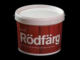 SVENSK RÖDFÄRG 10 LIT