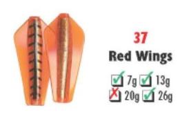Tasmanian Devil #37 Red Wings 7 gram