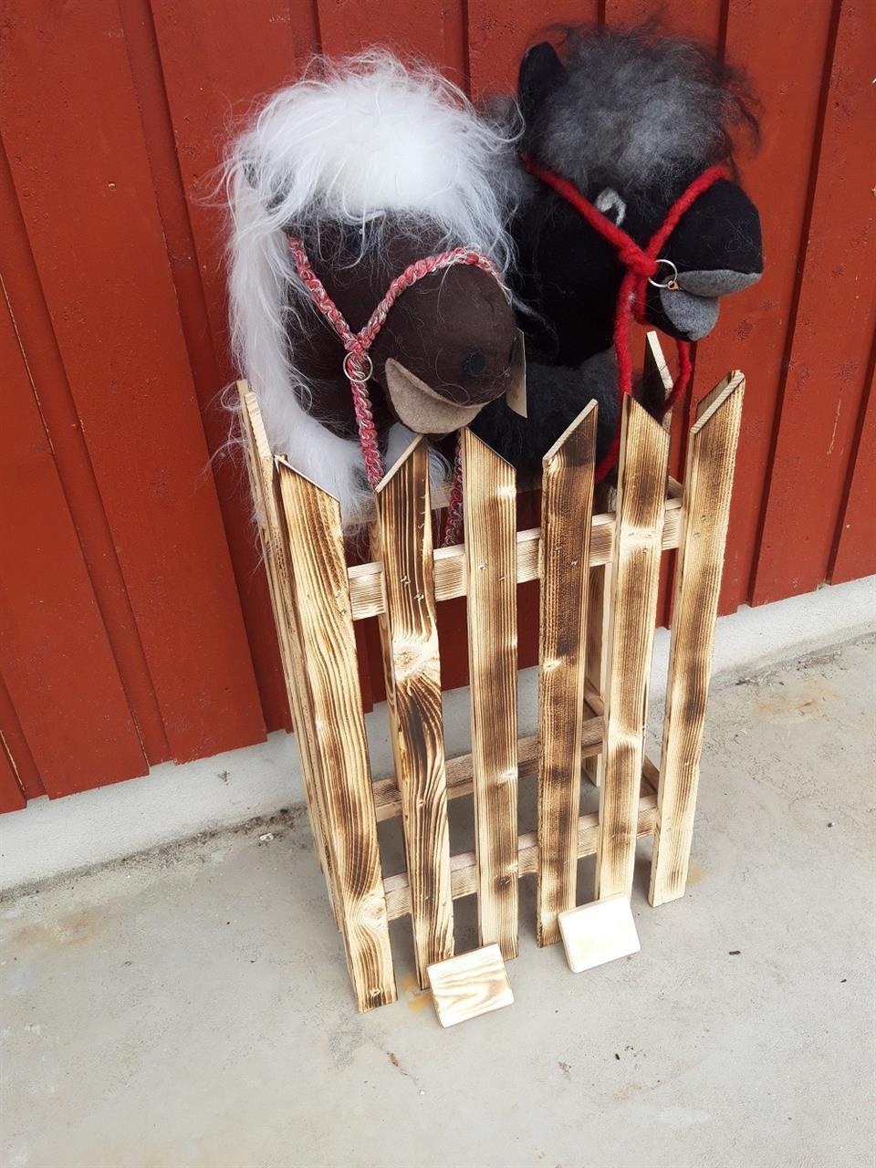 Hästhage för 2 hästar