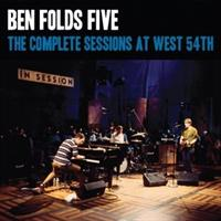Ben Folds Five-Complete Sessions At West 54th-LTD