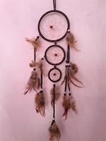 Drömfångare trippel brun 11+7+5 cm