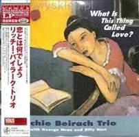 RICHIE BEIRACH TRIO-What Is This Thing Called Love?(LTD)