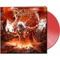 BROTHERS OF METAL-Prophecy Of Ragnarök(LTD)