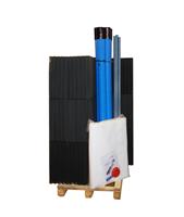 Baga Biomodulpaket med spridarplattor 16m²