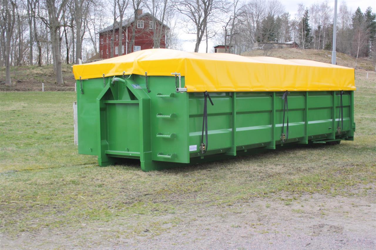 Allroud container